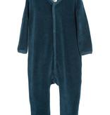 SERENDIPITY ORGANICS Baby Velour Suit