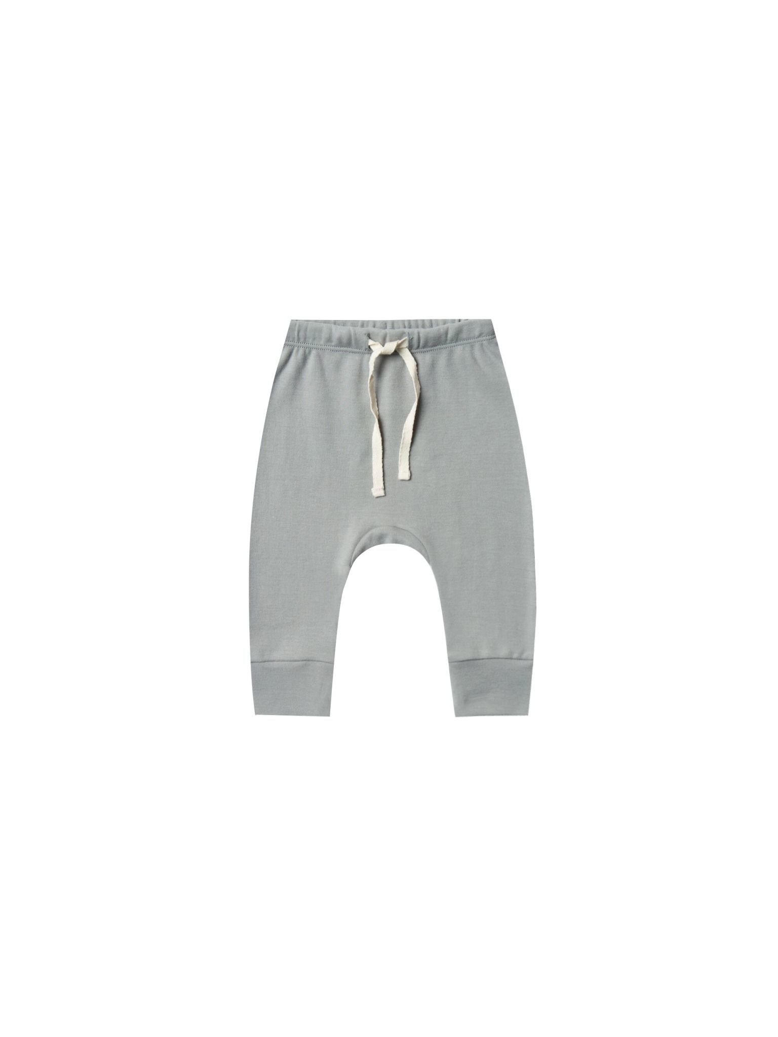 QUINCY MAE Organic Brushed Jersey Drawstring Pant