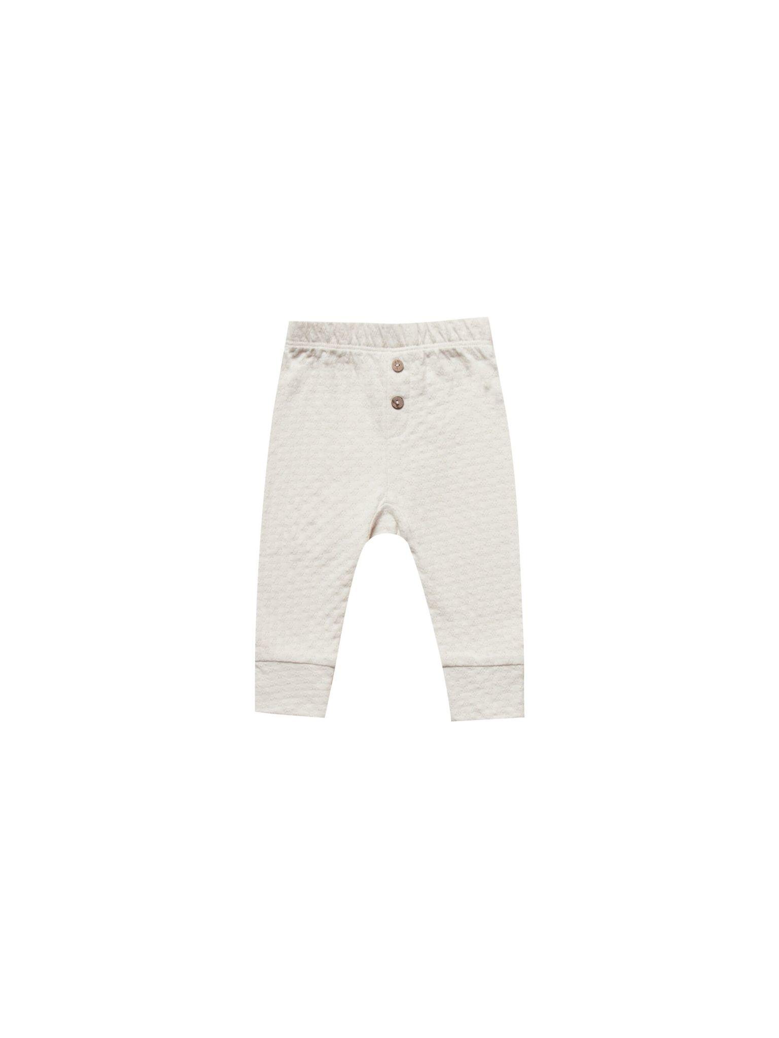 QUINCY MAE Pointelle Pajama Pant