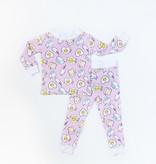 LITTLE SLEEPIES Bamboo Pajama Set