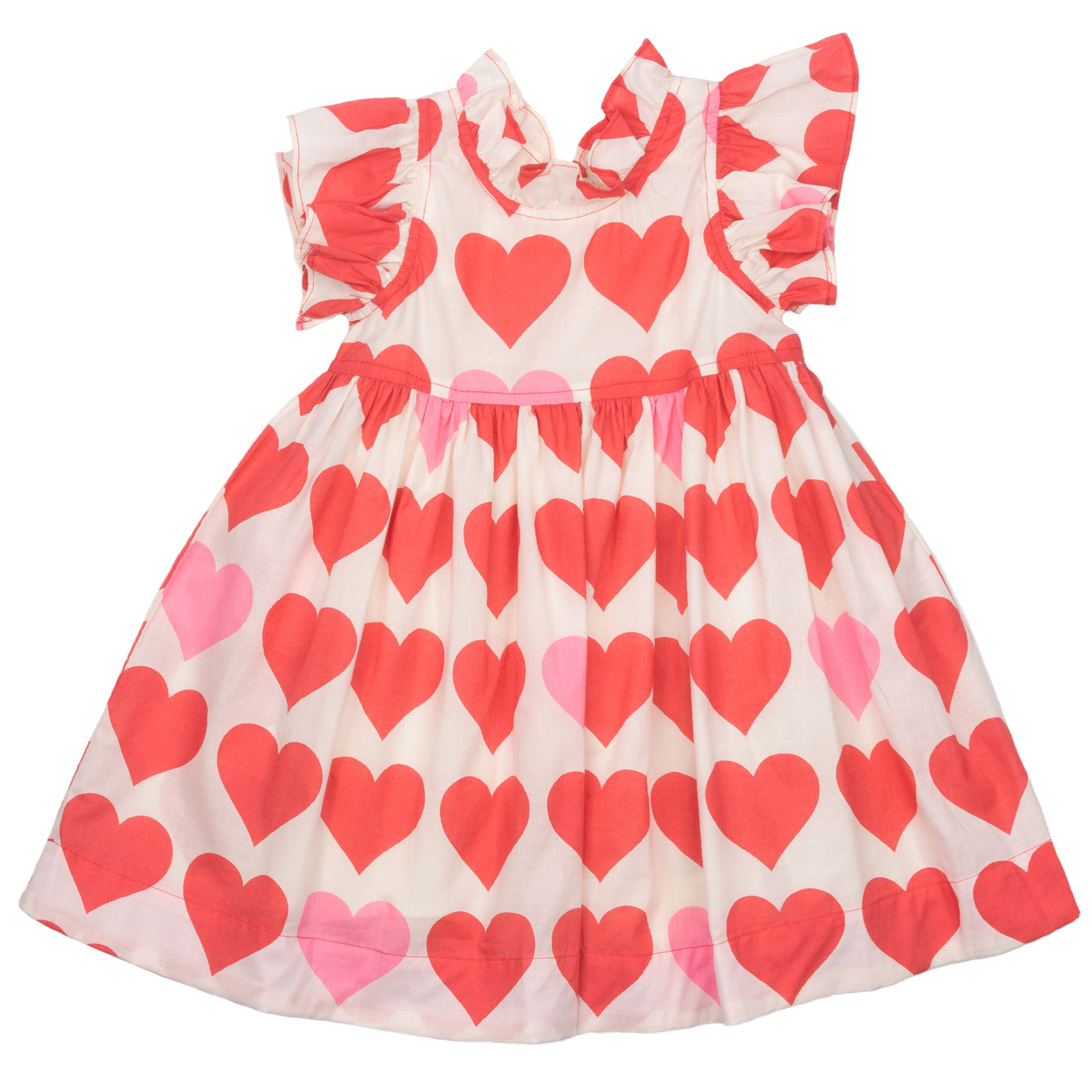 PINK CHICKEN Jennifer Dress