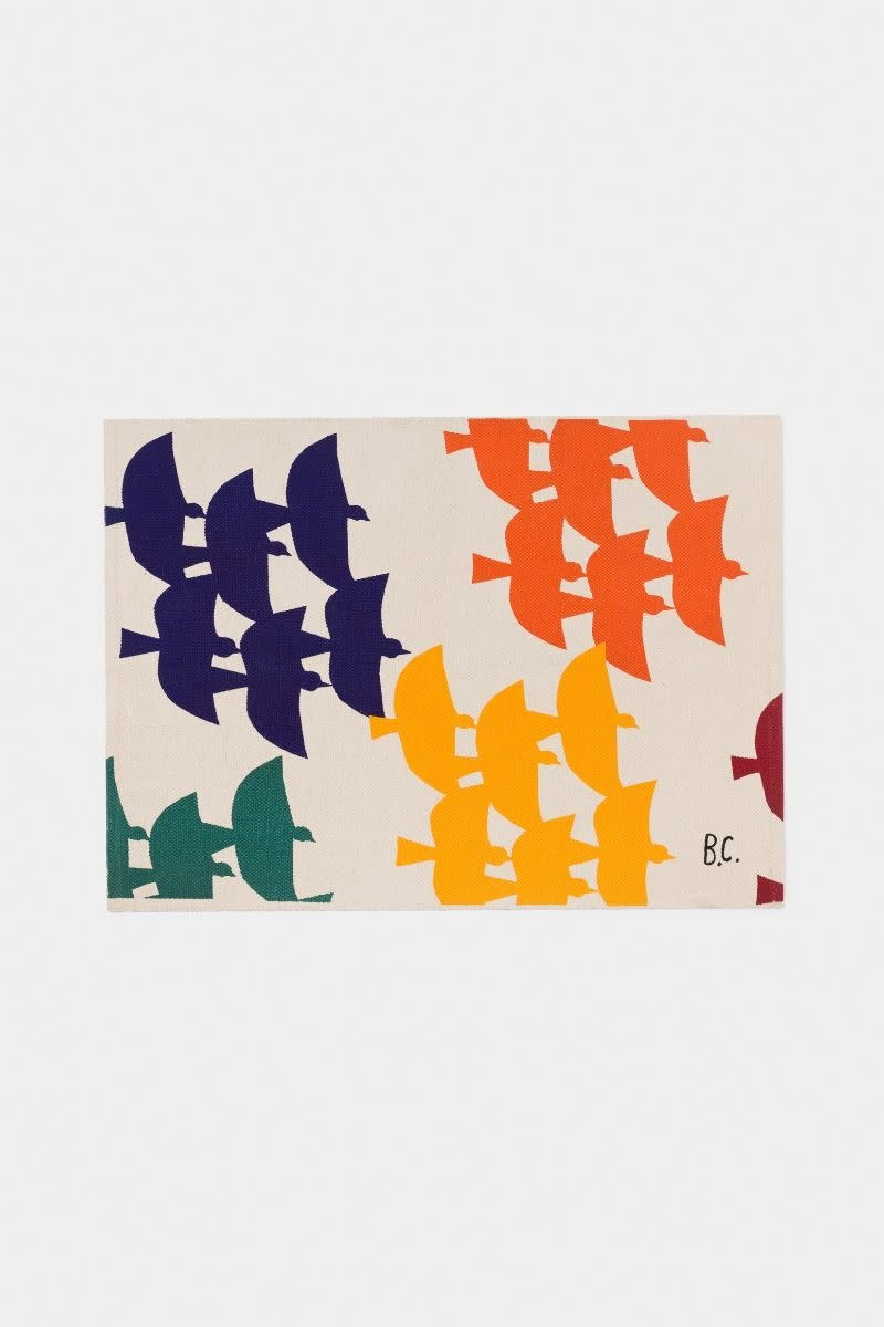 BOBO CHOSES Flying Birds Rug