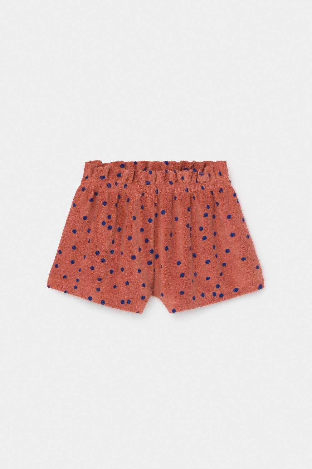 BOBO CHOSES Dots Terry Towel Shorts