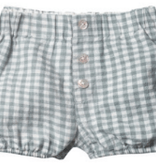RYLEE AND CRU Gingham Button Short