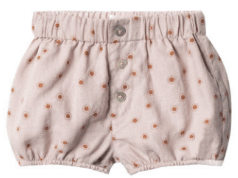 RYLEE AND CRU Sunburst Button Short