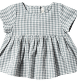 RYLEE AND CRU Gingham Jane Blouse