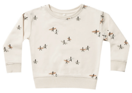 RYLEE AND CRU Surfer Sweatshirt