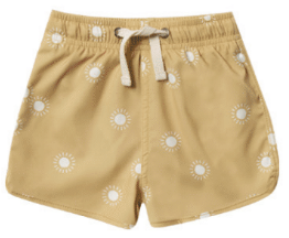 RYLEE AND CRU Sunburst Swim Trunk