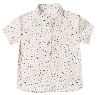 RYLEE AND CRU Terrazzo Mason Shirt