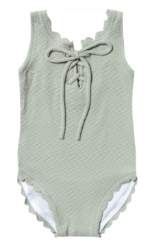 RYLEE AND CRU Laced Onepiece