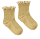 RYLEE AND CRU Lace Trim Socks