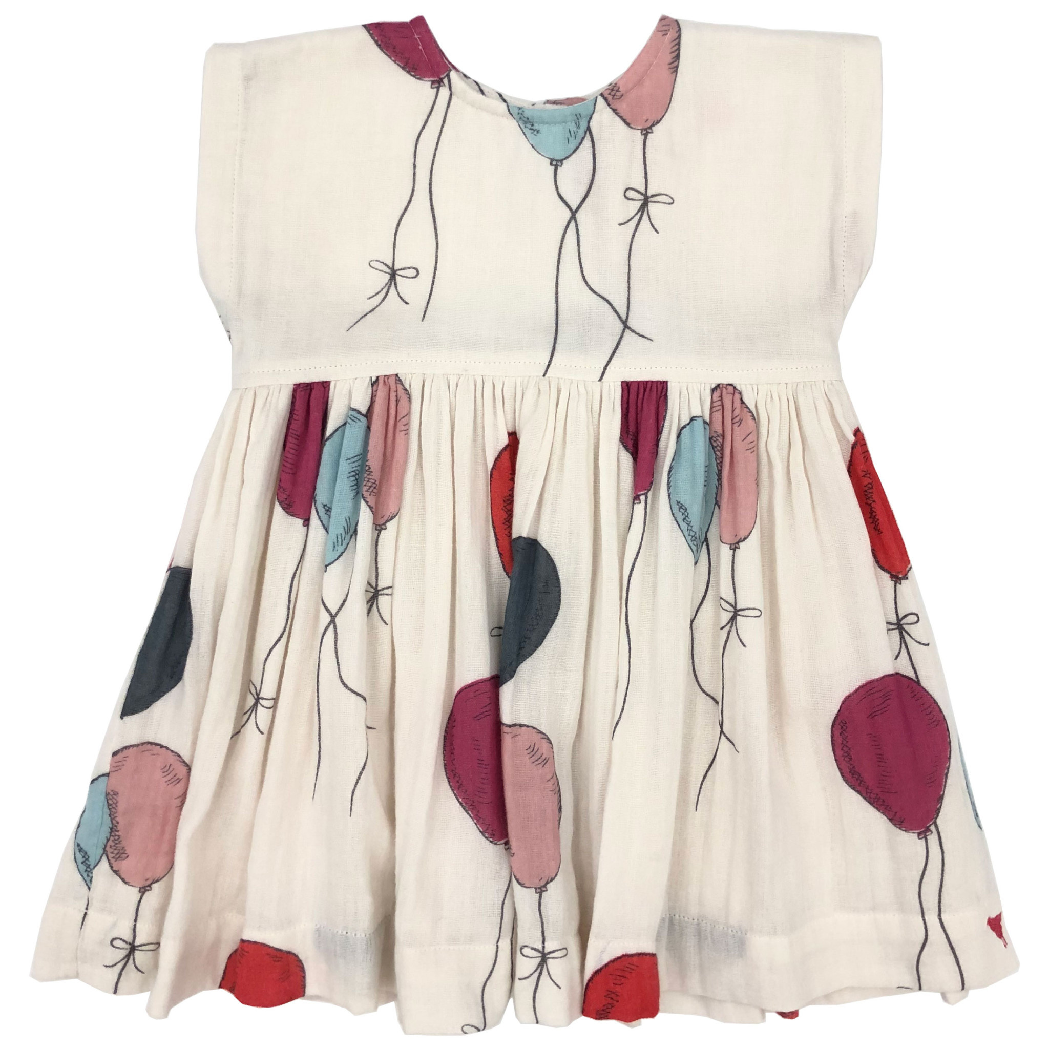 PINK CHICKEN Baby Adaline Dress