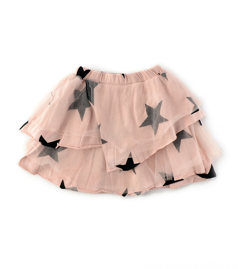 NUNUNU Layered Tulle Skirt