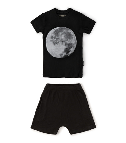 NUNUNU Full Moon Loungewear Set