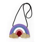 PETITE HAILEY Rainbow Cross Bag