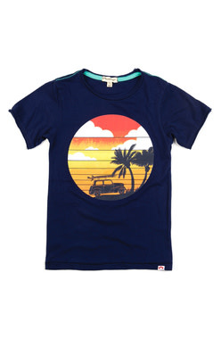 APPAMAN Surf Life Tee