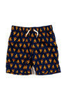 APPAMAN Mid Length Swim Trunks