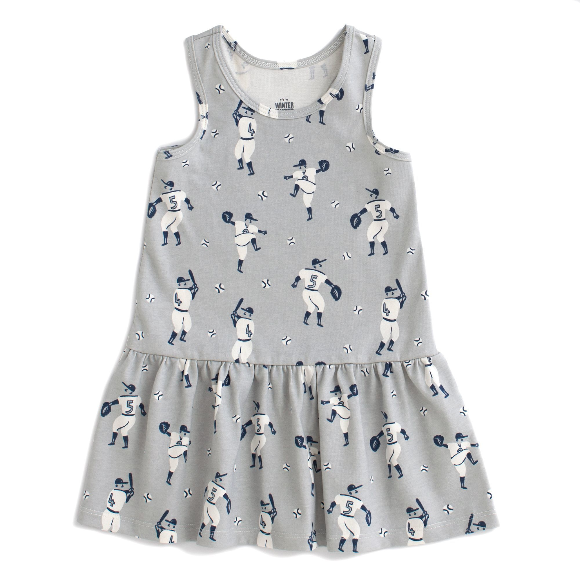 WINTER WATER FACTORY Baseball Valencia Dress