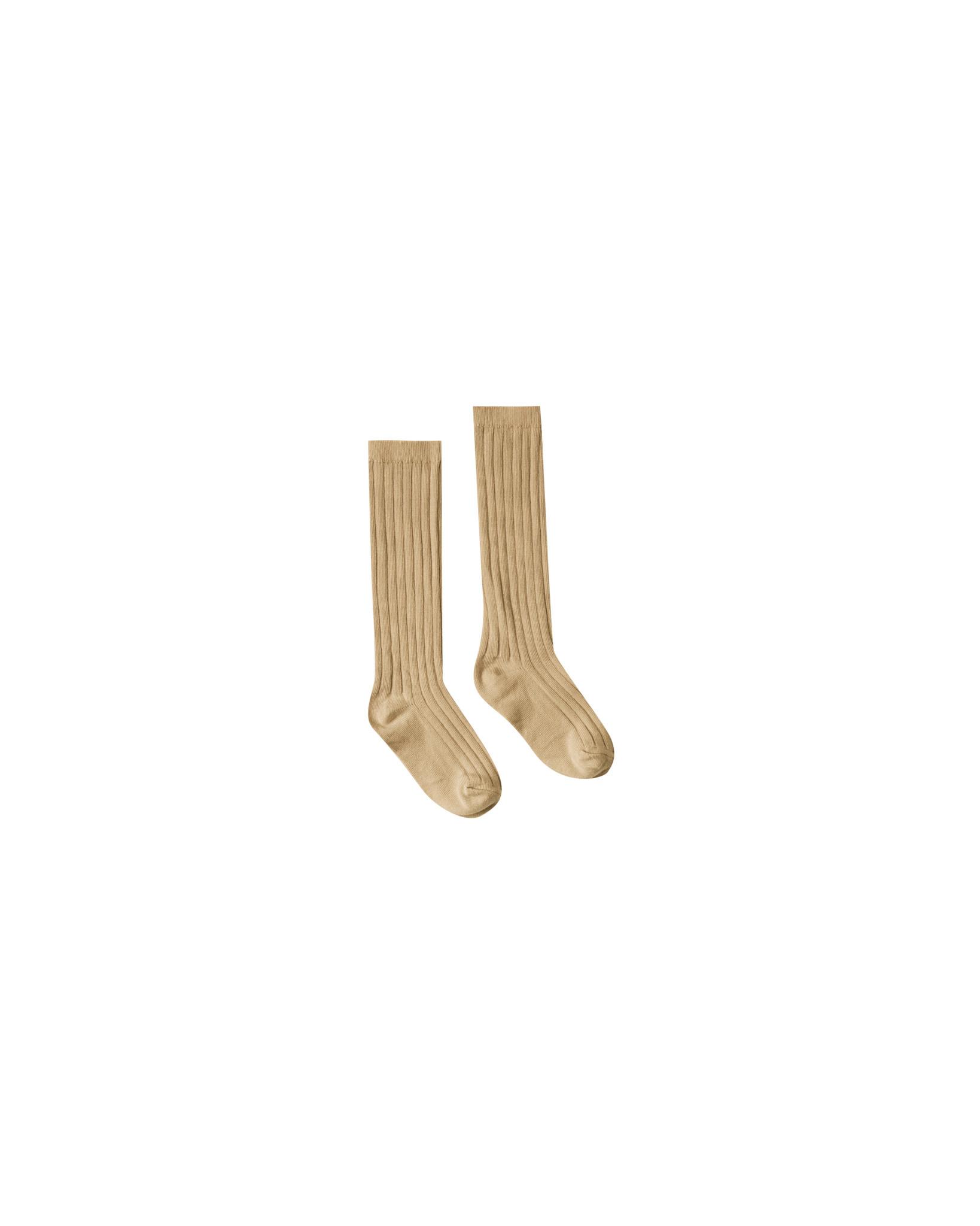RYLEE AND CRU Solid Baby Knee Sock