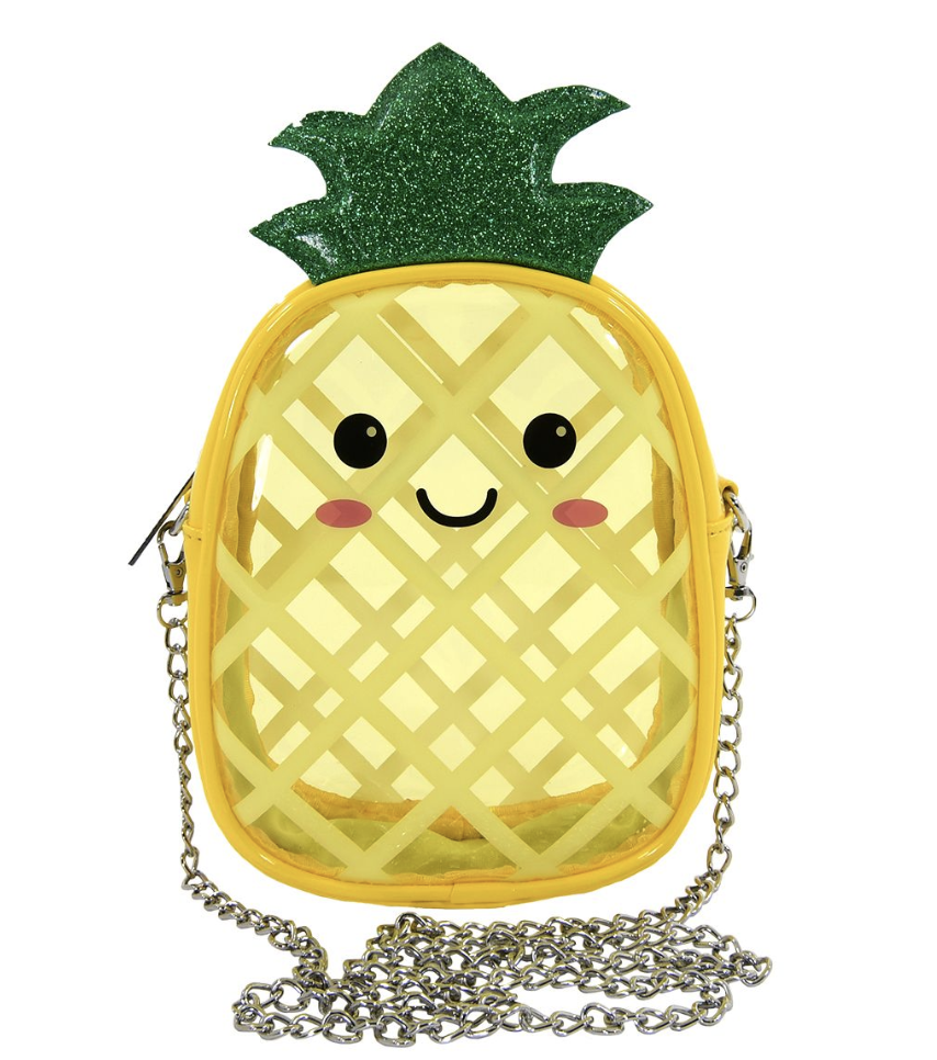iscream Pineapple Crossbody Bag