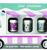 iscream Ice Cream Truck Lip Balm Set