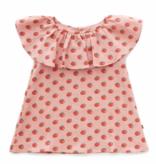 OEUF Ruffle Collar Dress