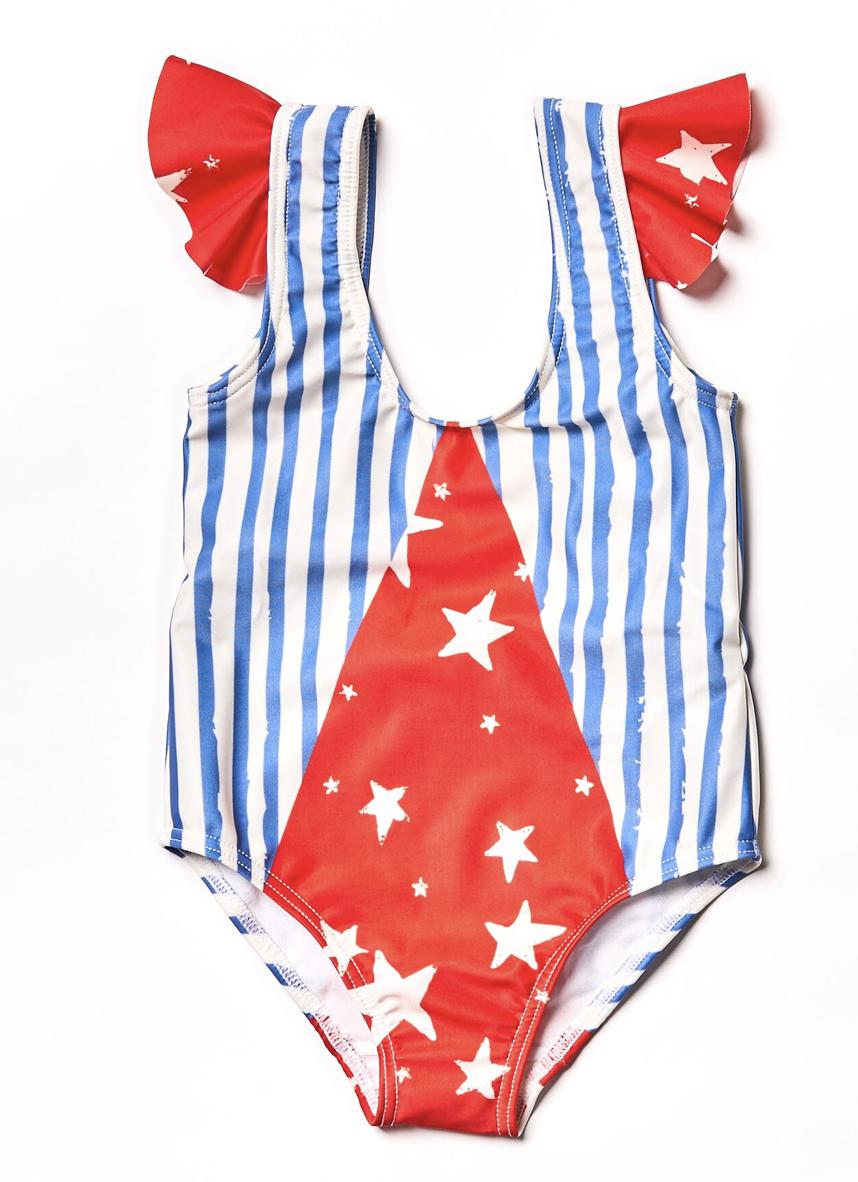 Noe & Zoe Olympic Swim Suit