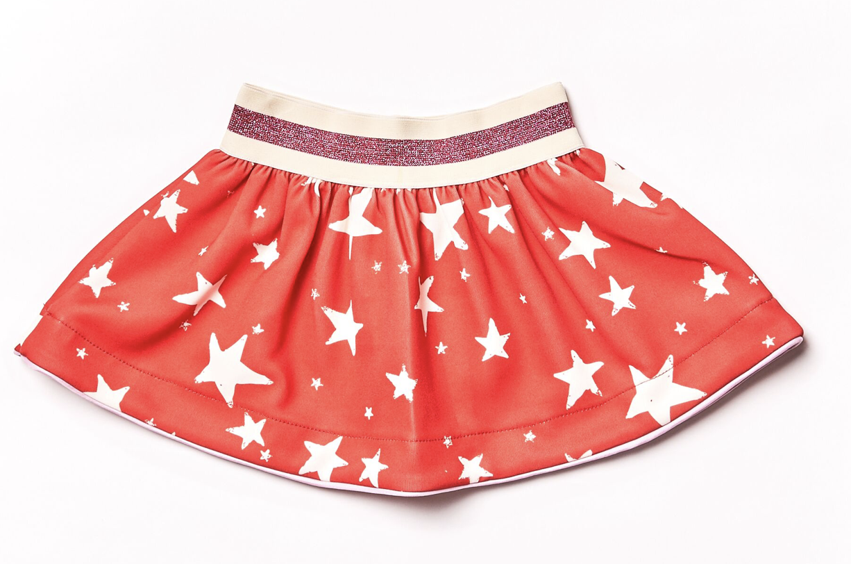 Noe & Zoe Cheerleader Skirt