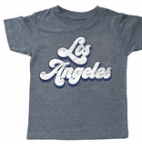 TINY WHALES Los Angeles Tee