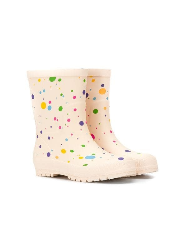STELLA MCCARTNEY Dot Rain Boots