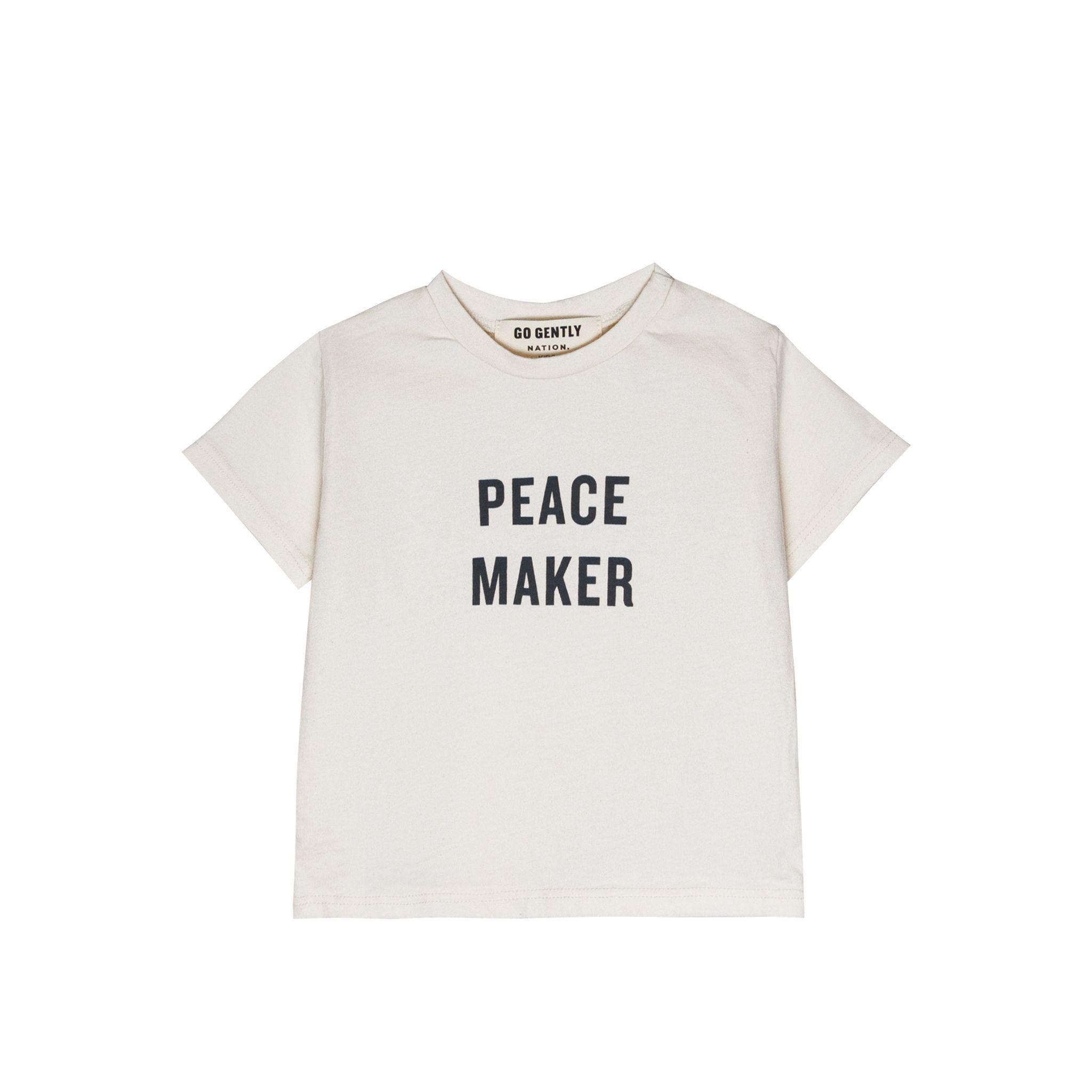 GOGENTLYNATION Peacemaker Tee