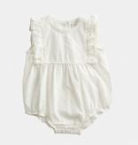 BELLE ENFANT Flutter Sleeve Romper