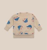 BOBO CHOSES Boys All Over Sweatshirt