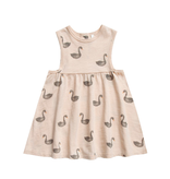 RYLEE AND CRU Swans Layla Dress