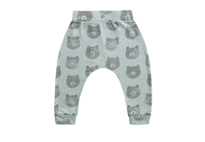 RYLEE AND CRU Bears Slouch Pant