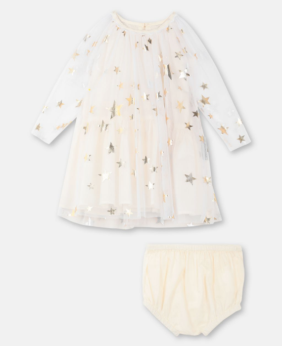 STELLA MCCARTNEY Stars Tulle Dress