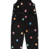 STELLA MCCARTNEY Glitter Stars Skinny Fit Dungarees