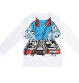 STELLA MCCARTNEY Longsleeve Monster DJ Tee