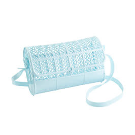 SUNJELLIES Jelly Purse Blue