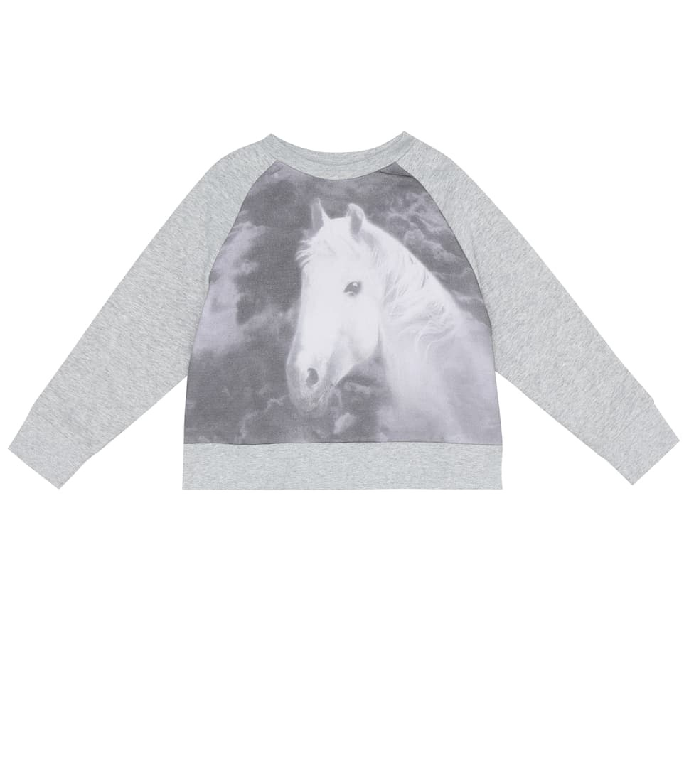 STELLA MCCARTNEY Horse Sweatshirt