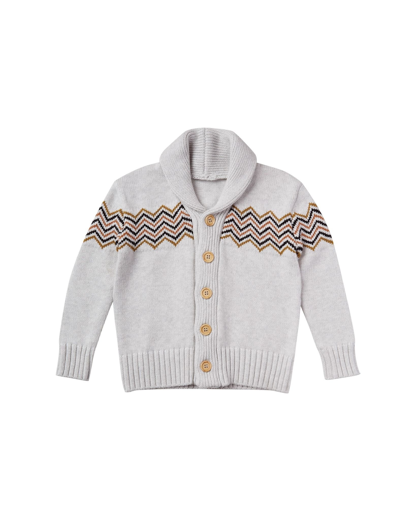 RYLEE AND CRU Shawl Knit Pullover