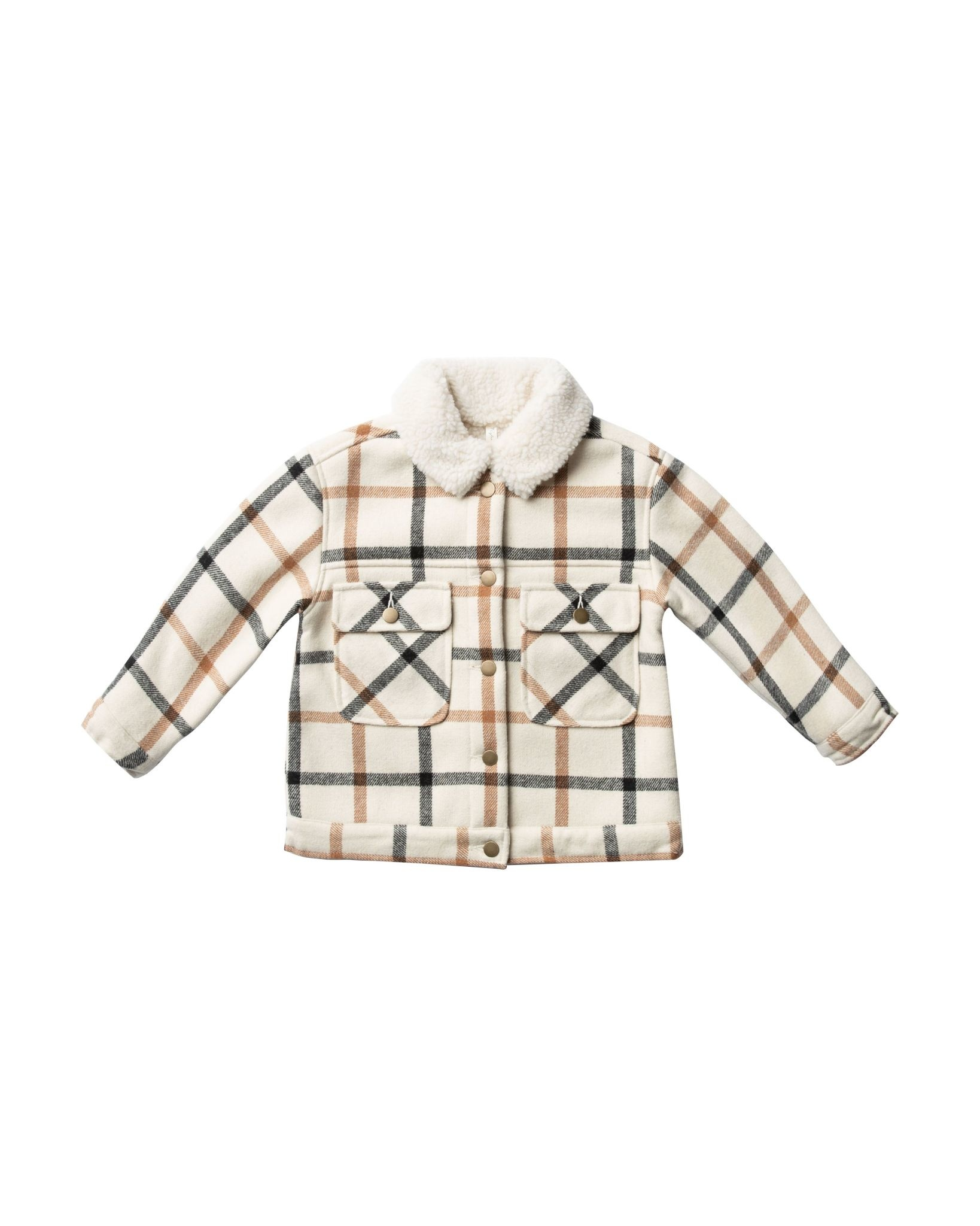 RYLEE AND CRU Julian Baby Jacket