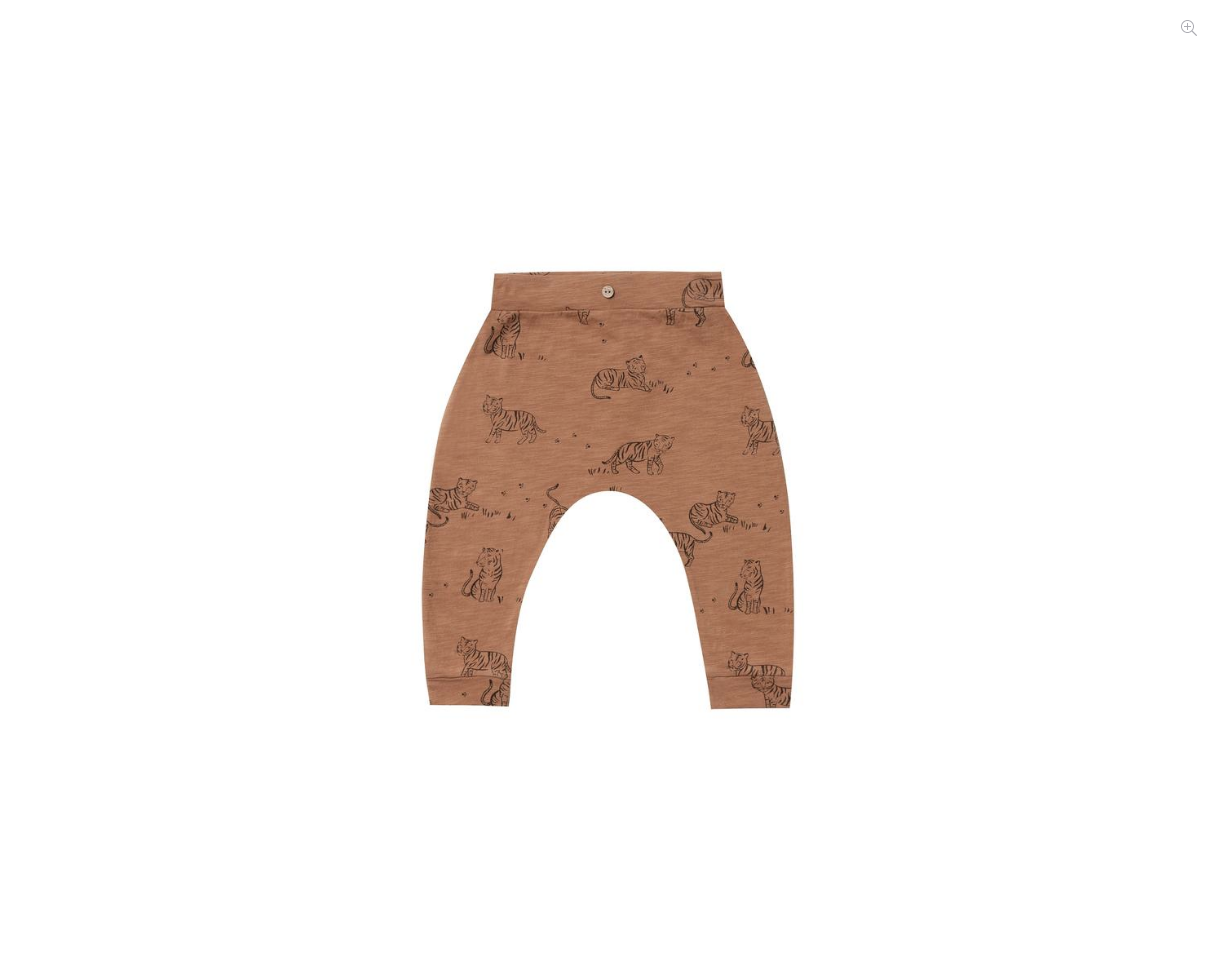 RYLEE AND CRU Tiger Slouch Pant