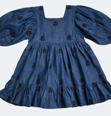 PINK CHICKEN Leena Dress
