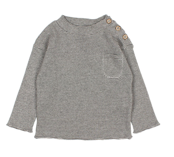 BUHO Lune Knit T-shirt