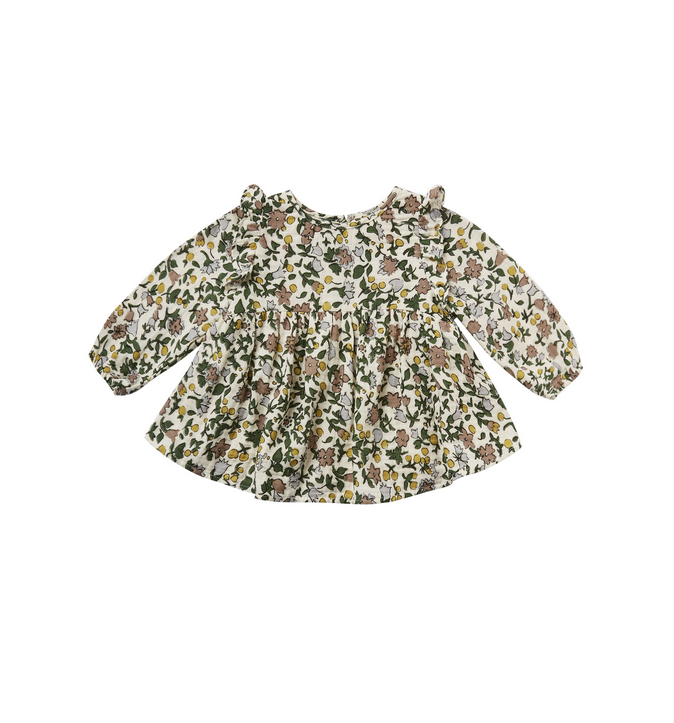 RYLEE AND CRU Enchanted Garden Piper Blouse
