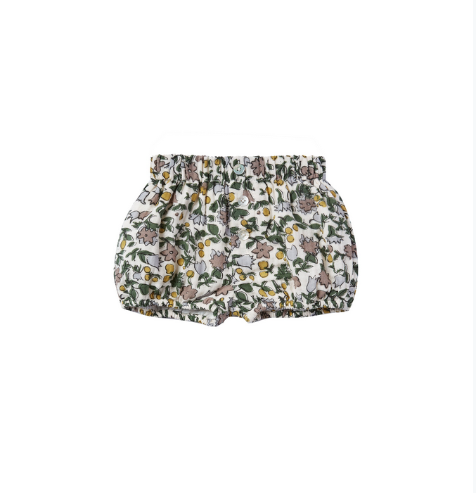 RYLEE AND CRU Enchanted Garden Button Short