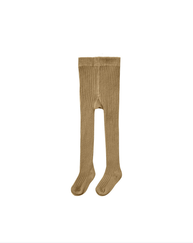 RYLEE AND CRU Baby Rib Knit Tights 0-6 Months