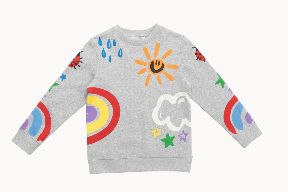STELLA MCCARTNEY Weather Sweatshirt