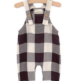 CITY MOUSE Crinkle Cotton Overall